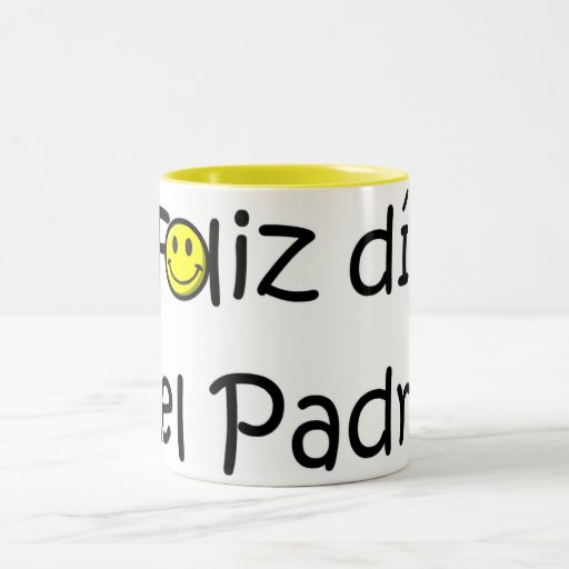 ¡¡Feliz día del padre - mejor del EL de para! Tazas De Café