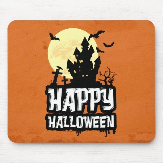 Feliz Halloween Alfombrilla De Ratón