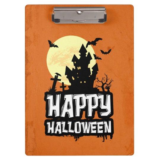 Feliz Halloween Carpeta De Pinza