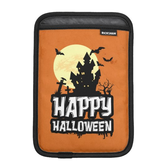 Feliz Halloween Funda Para iPad Mini