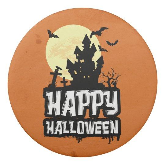 Feliz Halloween Goma De Borrar