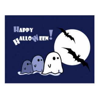 ¡Feliz Halloween! Pequeñas postales divertidas de