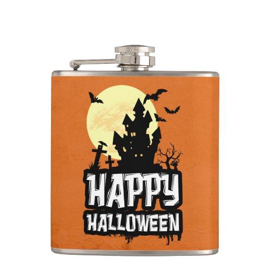 Feliz Halloween Petaca