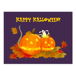 ¡Feliz Halloween! Postales divertidas de Jack
