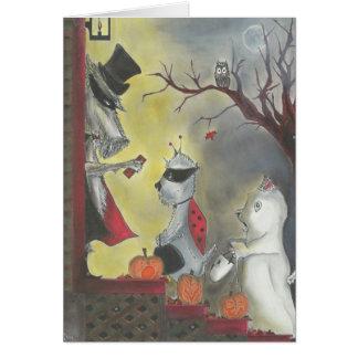¡Feliz Halloween! Tarjeta