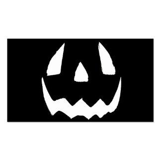 Feliz Halloween Plantilla De Tarjeta Personal