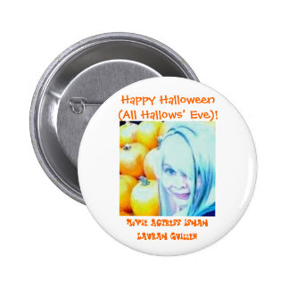 ¡Feliz Halloween (todo santificó Eve)! Pins