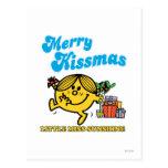 Feliz Kissmas Postal