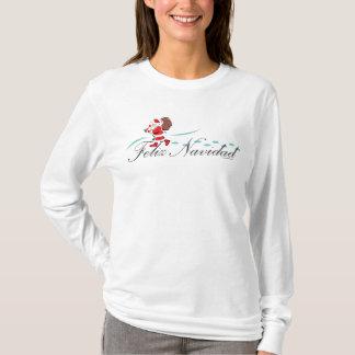 Feliz Navidad Camiseta