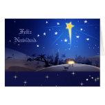 Feliz Navidad. Tarjetas de Navidad españolas de