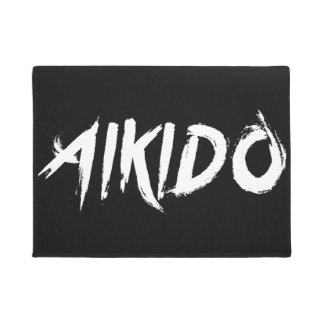 Felpudo Aikido