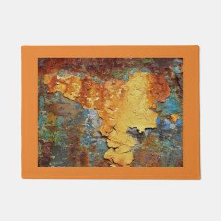 Felpudo Colores del moho 894, Moho-Arte 02,2