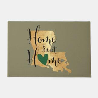 Felpudo Doormat dulce casero de Luisiana