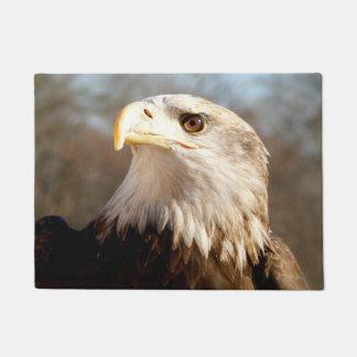 Felpudo Eagle intrépido majestuoso