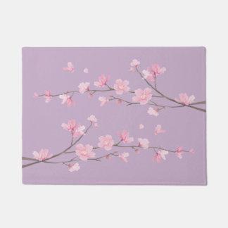 Felpudo Flor de cerezo