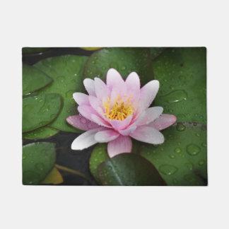 Felpudo Flor de Lotus
