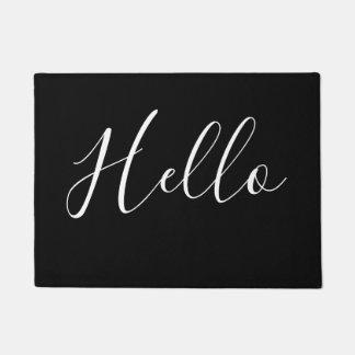 Felpudo Hola Doormat
