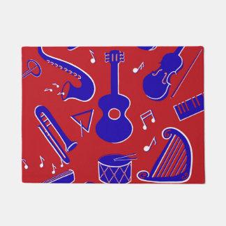 Felpudo Instrumentos musicales