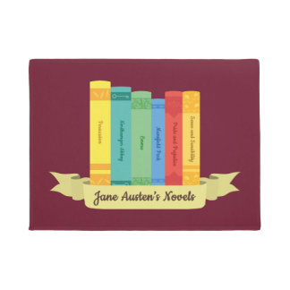 Felpudo Las novelas de Jane Austen III