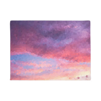 Felpudo Neblina púrpura