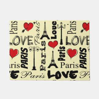Felpudo París