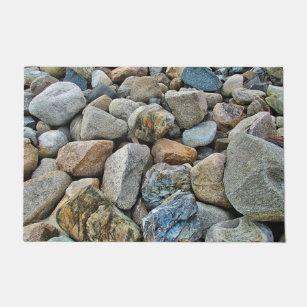Felpudo Rocas de la playa