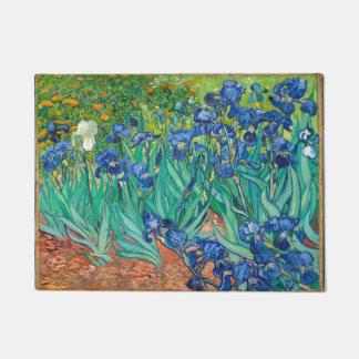 Felpudo VINCENT VAN GOGH - iris 1889