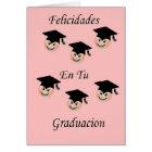 Femenina postal de Graduacion