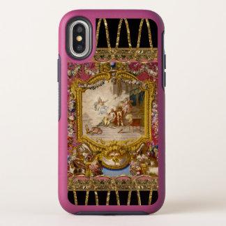 Femenino barroco romántico de Quichotte