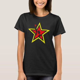 Feminista socialista camiseta