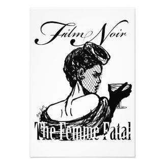 Femme fatal anuncio personalizado