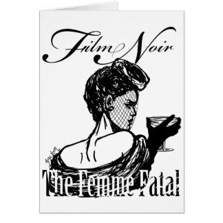 Femme fatal felicitaciones