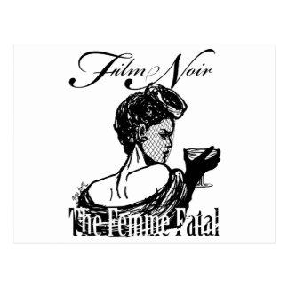 Femme fatal tarjetas postales