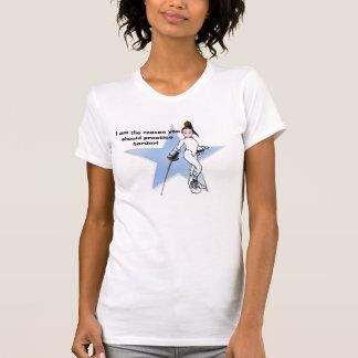 FencerGrrl - soy la razón… Camisetas
