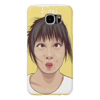 feni JKT48 Funda Samsung Galaxy S6