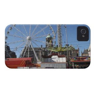Feria de diversión en Amsterdam iPhone 4 Case-Mate Funda
