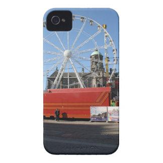 Feria de diversión en Amsterdam iPhone 4 Carcasas
