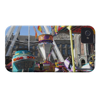 Feria de diversión en Amsterdam iPhone 4 Case-Mate Cárcasa