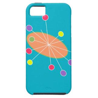 FERIA de DIVERSIÓN moderna retra del caso del iPhone 5 Case-Mate Coberturas