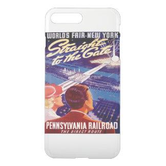 Feria de mundos Nueva York 1939 Funda Para iPhone 7 Plus