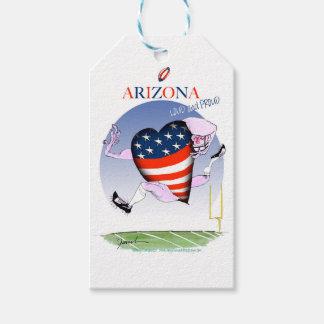 fernandes tony ruidosos y orgullosos de Arizona, Etiquetas Para Regalos
