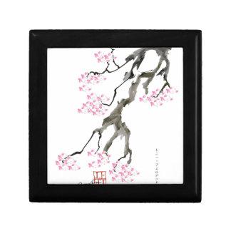 fernandes tony Sakura con el goldfish rosado Joyero