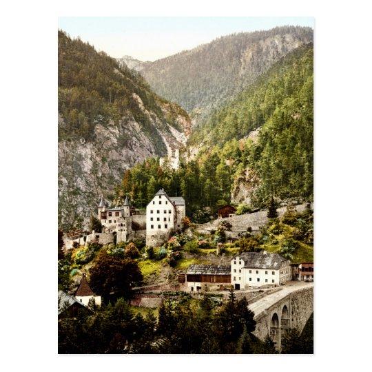 Fernstein el Tyrol Austro-Hungría Postal