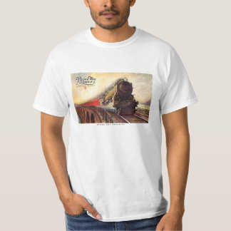 Ferrocarril Broadway de Pennsylvania limitado Camiseta