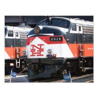 Ferrocarril de New Haven, PUNTO FL los 9M de la c Impresión Fotográfica