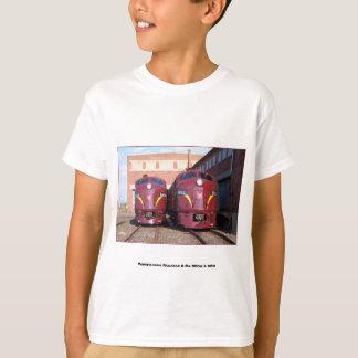 Ferrocarril E-8a de Pennsylvania, niños de s 5809 Camiseta