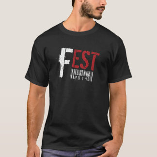 Fest 2014 del EST Camiseta