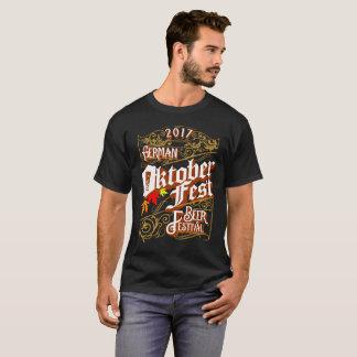 Festival 2017 de la cerveza de Oktoberfest Camiseta