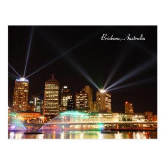 Festival Australia, postal de Brisbane