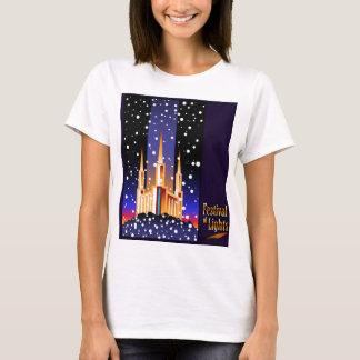 Festival de luces camiseta
